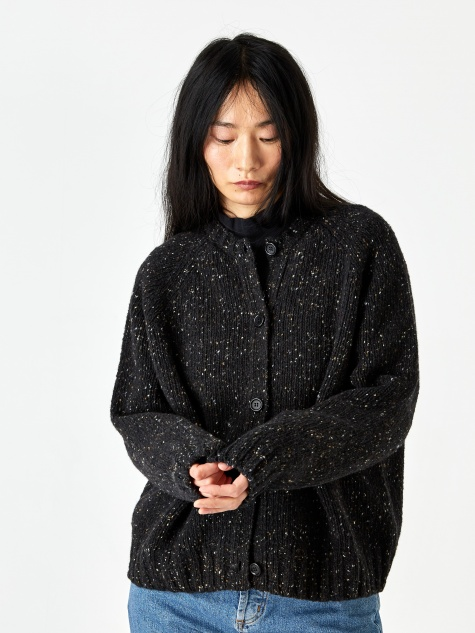 Atomic Cardigan - Black