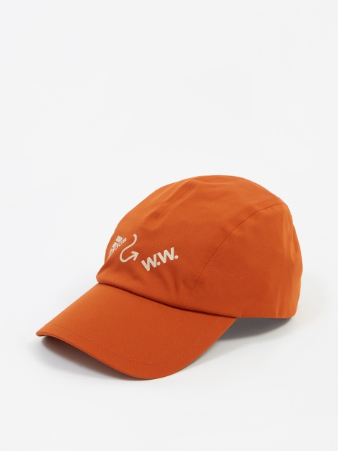 x Wood Wood Run Cap - Fox Red