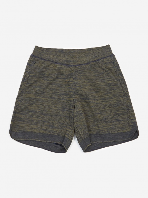 x Universal Works Shorts - Legend Ink/Olive Cargo