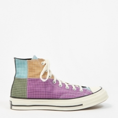Converse Chuck Taylor All Star 70 Hi Quad Ripstop - Multi