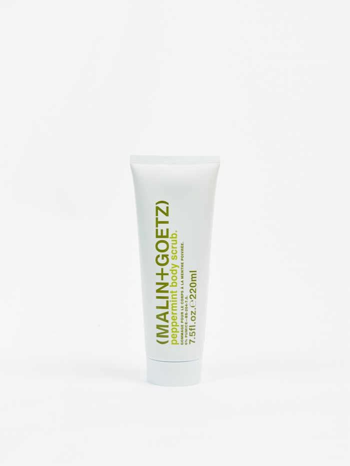 Malin+Goetz Peppermint Body Scrub 220ml (Image 1)