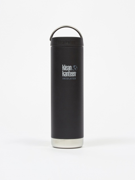 Insulated TKWide Bottle 20oz - Shale Black