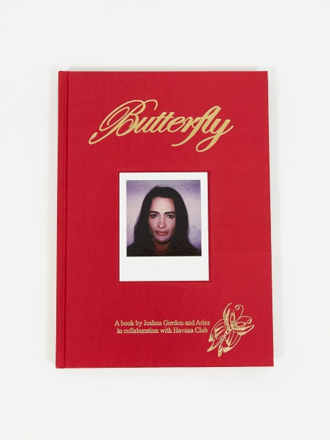 Butterfly Book - Josh Gordon