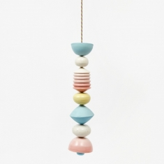 Liam Owen Stone Hanger Colour - Small