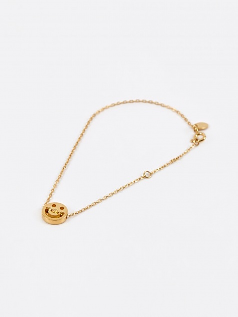 Happy Bracelet - 18K Yellow Gold Vermeil