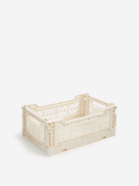Colour Crate Small - Off White