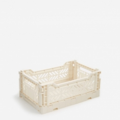 Hay Colour Crate Small - Off White