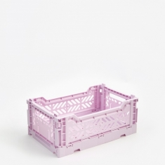 Hay Colour Crate Small - Lavender