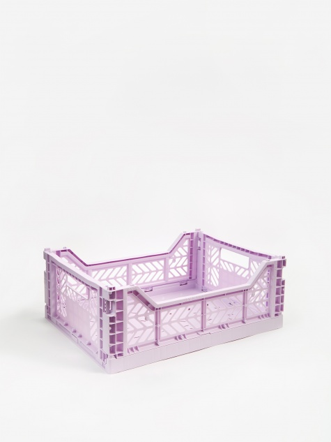 Hay Colour Crate Medium - Lavender