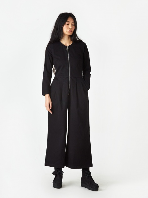 Jake Boilersuit - Black