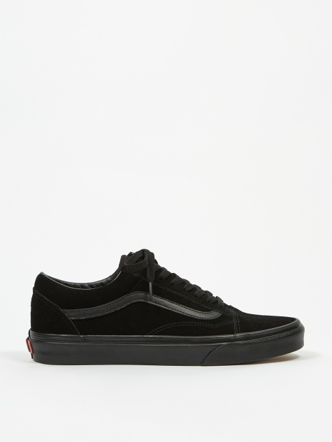 UA Old Skool - Black/Black/Black