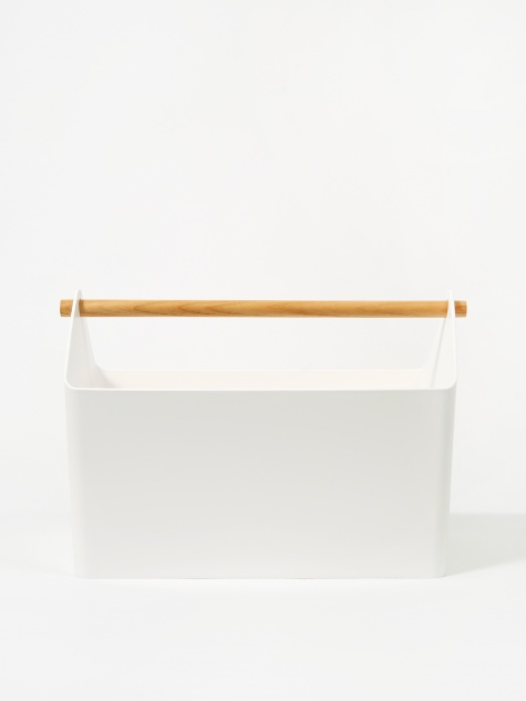 Storage Box - White