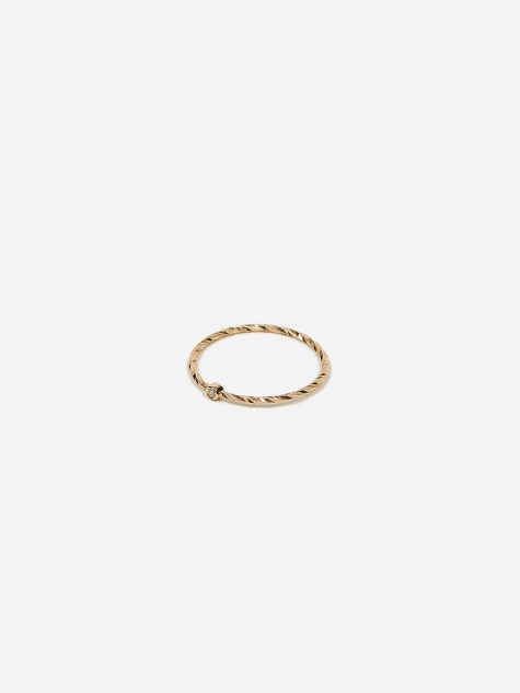 Jabari Ring - 14K Yellow Gold