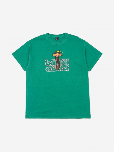 Wormzzz Shortsleeve T-Shirt - Kelly Green