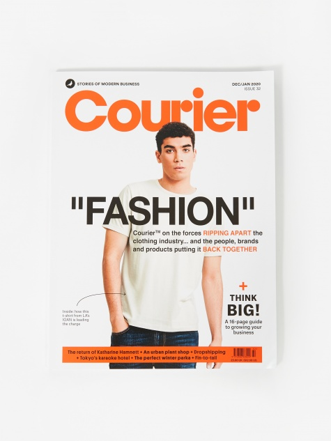 Courier Magazine - Issue 32