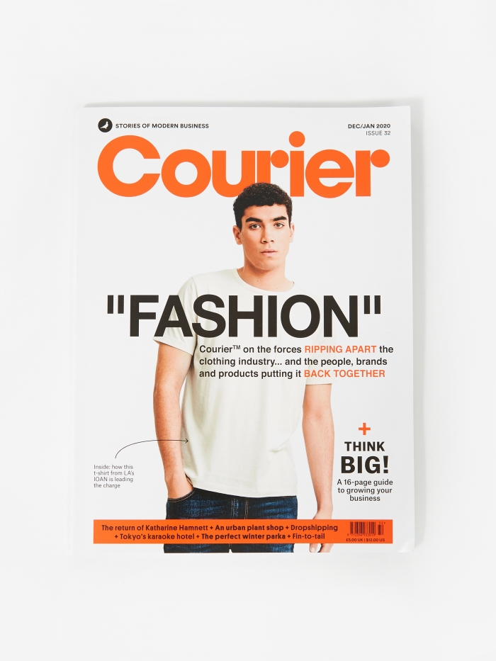 Courier Magazine - Issue 32 (Image 1)
