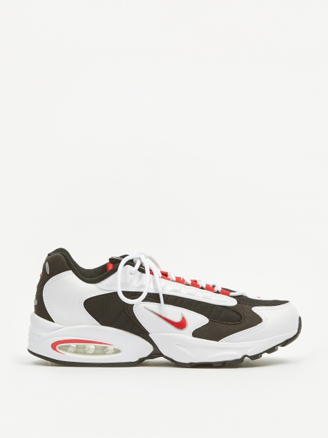 Air Max Triax - White/Red/Black/Silver