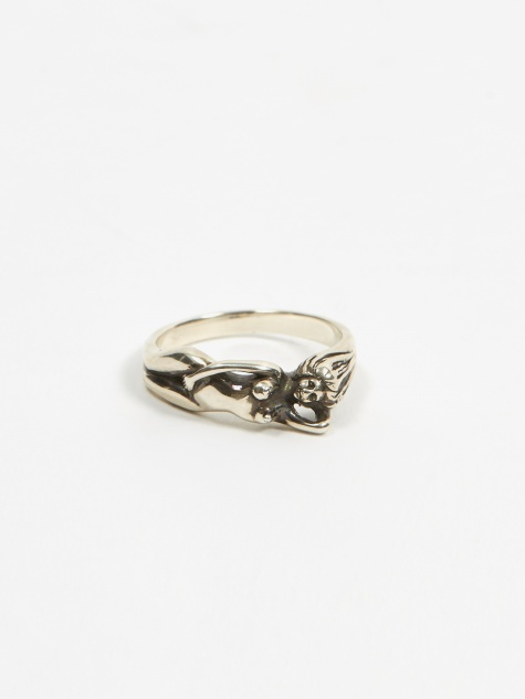 Nude Ring - Silver