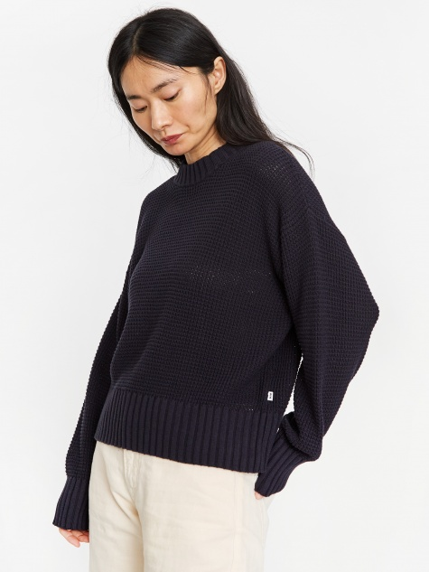 Manon Sweatshirt - Navy