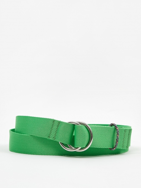 Webbing Belt - Island Green