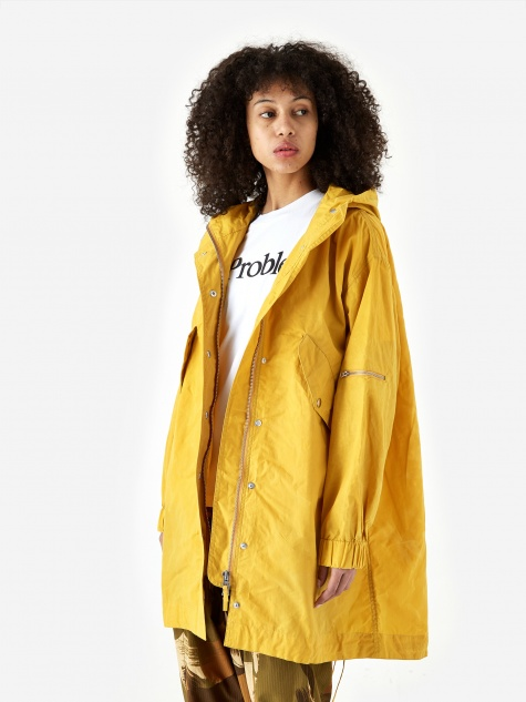 Hunter Parka - Yellow