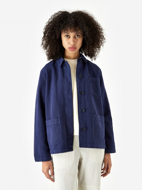 Alma Jacket - Navy