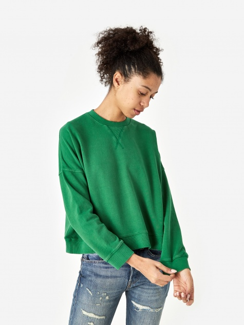 Almost Grown Sweatshirt - Green