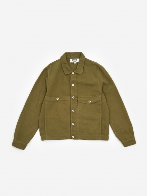 Pinkley Jacket - Olive