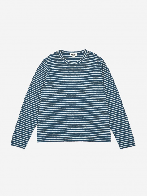 X Sweatshirt - Blue/Ecru