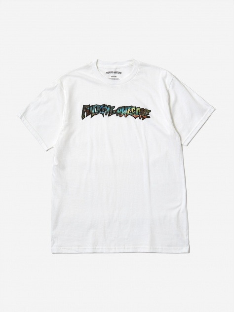 Extinction Shortsleeve T-Shirt - White