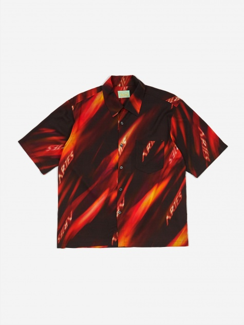 Fyre Hawaiian Shirt - Multi