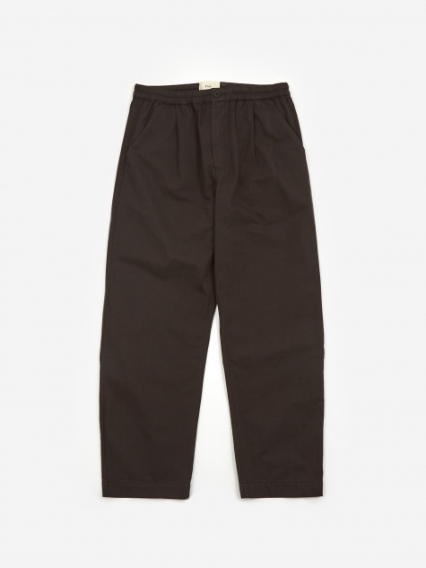 Loom Pant - Soft Black