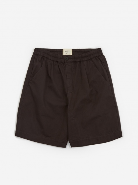 Loom Short - Soft Black