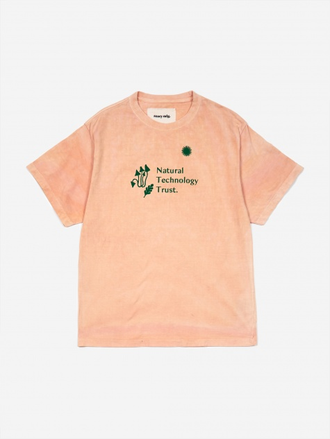 Grateful Shortsleeve T-Shirt - Madder Peach