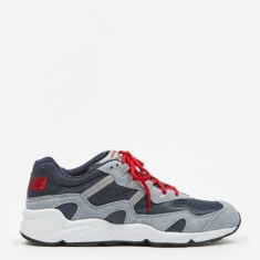 New Balance x No Vacancy Inn ML850NVB - Navy/Grey/Red