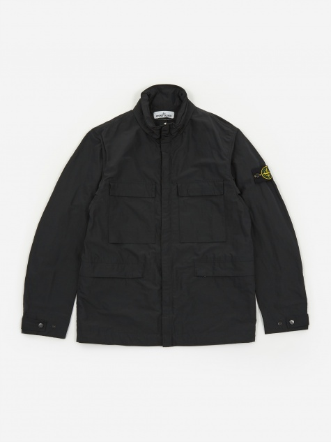 Micro Reps Jacket Short - Black