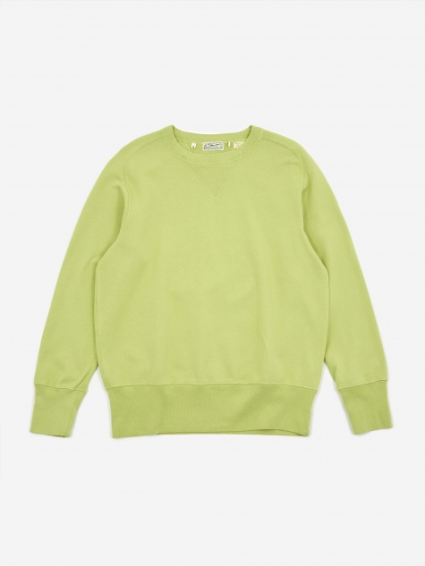 Levis Vintage Clothing Bay Meadows Sweatshirt - Apple Green