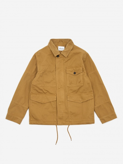 GD Twill Foundry Jacket - Tobacco