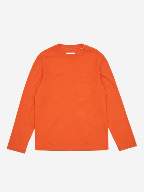 Workwear Longsleeve T-Shirt - Red