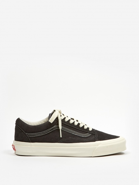 Vault OG Old Skool LX - Asphalt/Black
