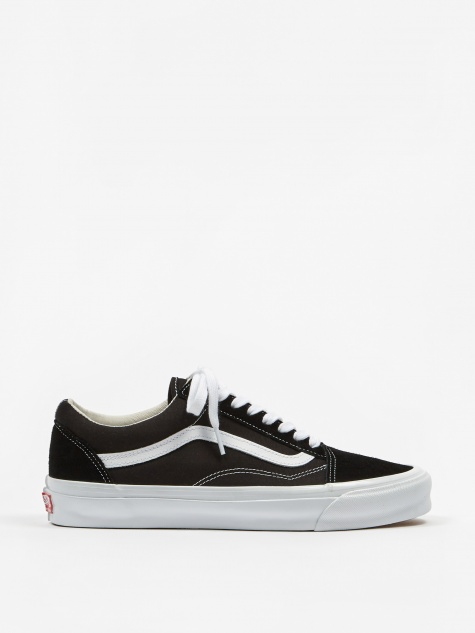 Vault OG Old Skool LX - Black/True White