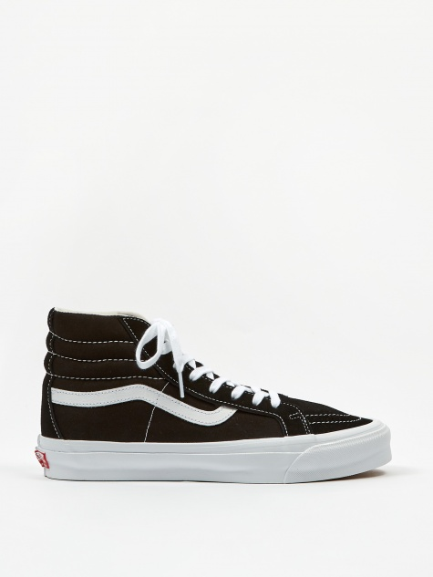 Vault OG Sk8-Hi LX - Black/True White