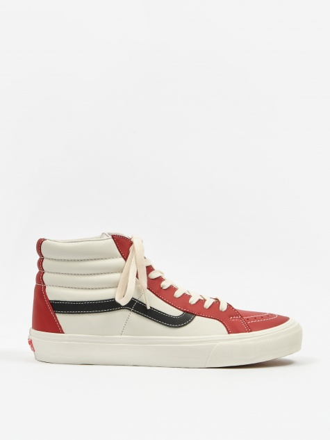 Vault Sk8-Hi Reissue LX - Chilli Pepper/Marshmallow/Black