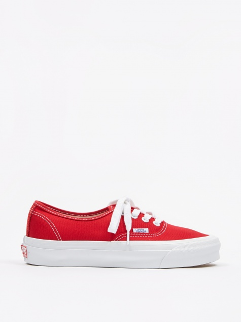 Vault OG Authentic LX - Red/True White