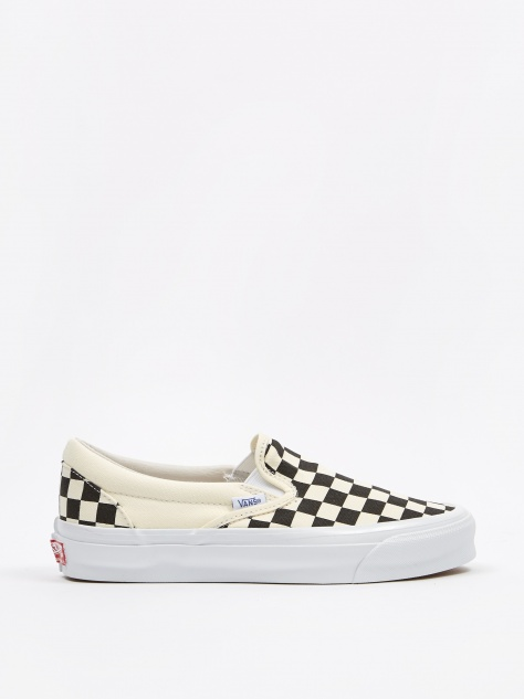 Vault OG Classic Slip-On LX - Checkerboard