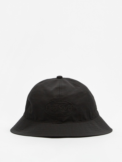 Ice Logo Hat - Black/Black