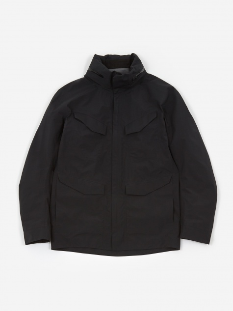 Field LT Jacket - Black