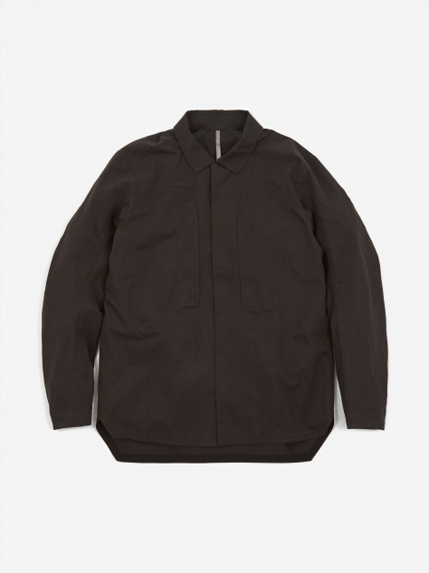 Component Overshirt - Black
