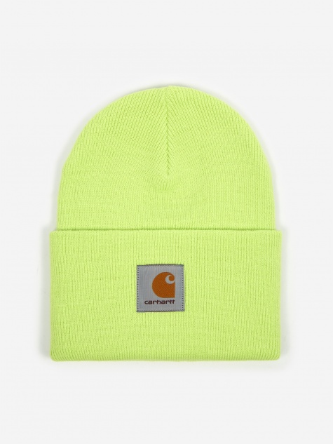 Watch Hat - Lime