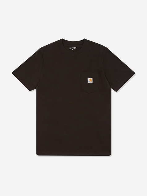 Shortsleeve Pocket T-Shirt - Black
